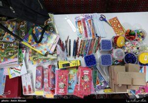 ۲٠٠٠ بسته کمک آموزشی سهم آذربایجان غربی در پویش پازل همدلی