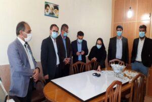 پازل همدلی در بهزیستی استان کهگیلویه و بویر احمد رونمایی شد
