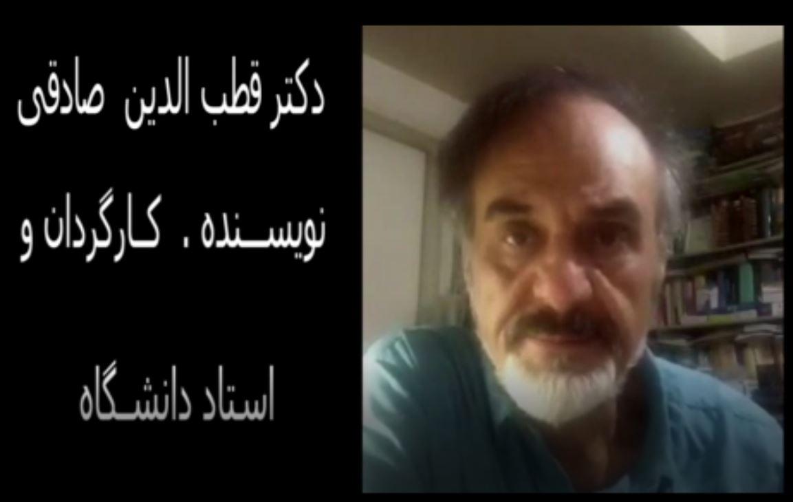 فیلم/ شرکت نویسنده و کارگردان کردستانی در پویش پازل همدلی